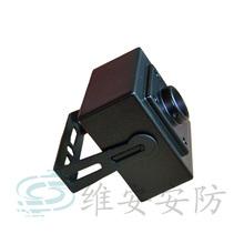 trasporto libero mini 38 * 38 due ccd consiglio scatola di metallo di sicurezza del cctv housing(China (Mainland))