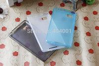 3 pcs Silicon Case Lenovo k910 case cover Lenovo K910 original case back cover for Lenovo k910 phone avabile free shipping W