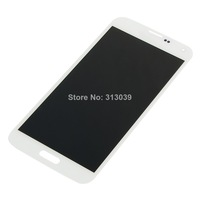 A5 A8 Free shipping White LCD Display  Digitizer Touch Screen Assembly Replacement For Samsung S5 9600 BA339 T