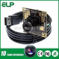 OV5640 5 MegaPixel HD Camera Module WITH 12MM LENS 2582*1944 USB2.0 Auto-installation ELP-USB500W02M-L12