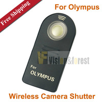 Wireless Camera Shutter Infrared Remote Control Shutter Release for Olympus E620 E450 E520 E420 E30 Free Shipping