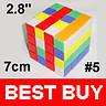 "2.8"" 7cm Puzzles Magic Cubes Jigsaw"