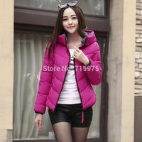 Hot Sales New arrival winter women down coat Korean style plus size 4XL parka outwear shout jacket lady Down & Parkas