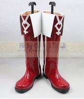 Puella Magi Madoka Magica Sakura Kyoko cosplay cosplay shoes boots Custom-Made
