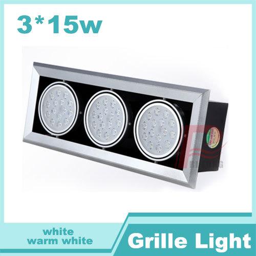 Растровый светильник RIlong 15W * 3 45 ac85/265v rl41/0003/45 RL41-0003-45 irz rl41 4g