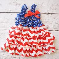 New Style ! Roupas Infantil Meninas Flower Girl Dress Infant Girl Dress Sweet Lovely Elegent Princess Dress For 0T-2T