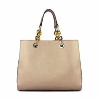 Free shipping!Women's fashion Genuine Leather Bag 2014 Women's classic Cowhide Tassel Bag 3 colors vintage  shoulder bags 10pcs