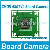 Free Shipment 2014 newest CCTV CMOS 480TVL (3003U) Chipboard For Security camera CMOS Board camera For Surveillamce Camera