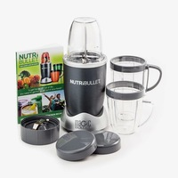 DHL Free shipping Fruit & Vegetable Mixer Extractor Blender Machine nutri bullet 600W AU/EU Plugs AS SEEN ON TV