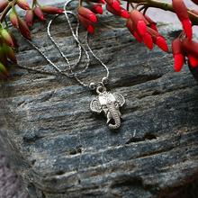 Wholesale High Quality Tibetan Silver Pendant Necklace Choker Charm Silver Chains Cord Handmade Jewlery