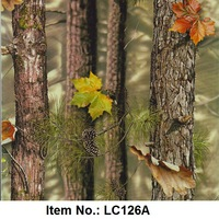 Camo No.LC126A PVA water transfer printing film