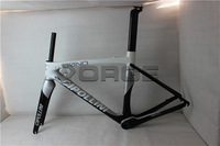 cipolini bond racing bike frame road bike pattern Di2 fit for outside battery 49/52/54/56cm carbon frame 5 days delivery