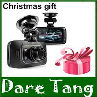 "1 pcs Christmas Gift 2.7"" car camera  gs8000l car dvrs With Night Vision gs8000 car dvr recorder video registrator H18D"