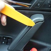 Free shipping High quality SEMLOS 4PCS Car Auto Panel Dash Door Radio Audio Stereo Removal Install Pry Tool Kits 007-00010