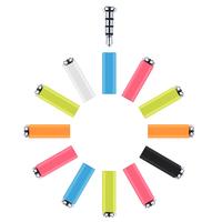 360 3.5mm Klick quick button Xiaomi Mikey smart Mi Key for xiaomi Smartphone dustproof plug andriod dust plug 10pcs/lot