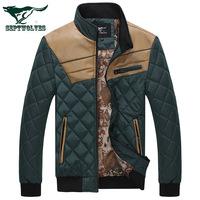 2014 men's winter jacket loose version Korean Slim casual men's jackets men's jacket made wholesale