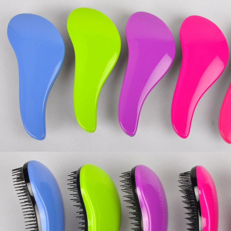 Hair Brush Combs Magic Detangling Handle Tangle Shower