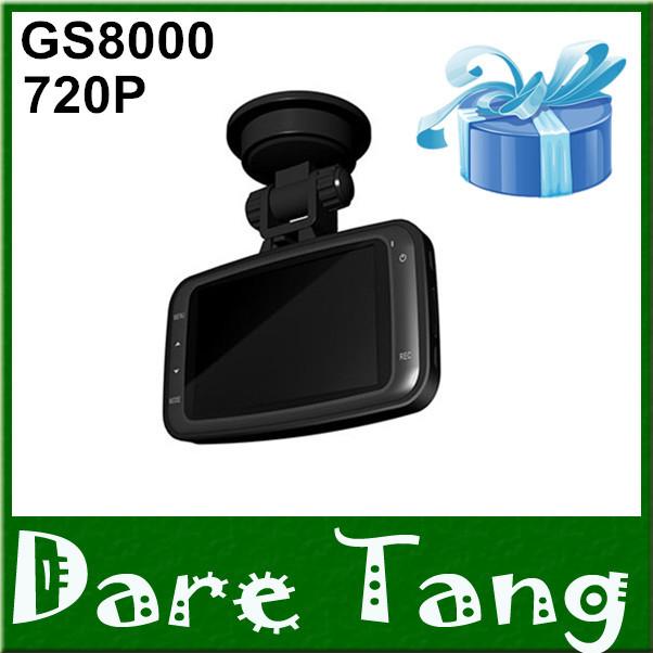 "1 pcs Christmas Gift +2014 The Cheapest Car DVR GS8000 camera GS8000L 2.7"" LCD Car Black box H18D(China (Mainland))"
