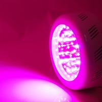 New UFO 150W LED Grow lights 50PCS 3W LED chips Full Spectrum Flower Lamp Free shipping