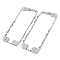 High Quality white Plastic Frame Bezel for iPhone 5