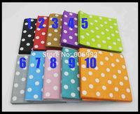 Food-grade Polka Dot Paper Napkin Para Festas & Party Tissue Napkin Cartoon Supply Party Decoration Paper 33cm*33cm 1pack/lot