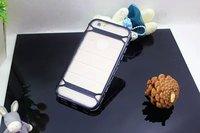 "10pcs/lot Free shipping Fashion Soft TPU Rubber hybrid case  for iPhone 6 4.7""5.5"" bag"