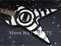 cherry Custom Limited Edition Zakk Wyld guitar Custom Electric Guitar