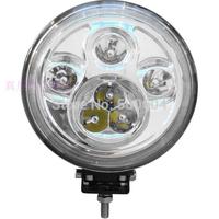 "12v-24v 7"" 60W CREE Led car headlights Automotives External decorative Fog light lamp Spot beam for 4X4 ATV SUV Truck Trailer"