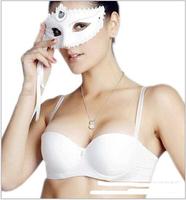 Hot !2014 New Sexy Seamless Bra Gather Adjustable Women Bra Seamless Underwear Push Up Bra Brand Support Wholesale Free Shipping