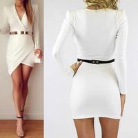 Sexy Women Lady Bodycon Slim Cocktail Party Evening Clubwear Bandage Dress