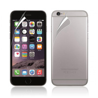 Resuli ! Front And Back Clear Film LCD Screen Protection For Iphone 6 4.7 Inch Resuli