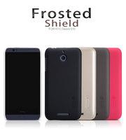 Genuine Nillkin Super Shield Shell Hard Case Cover Skin Back + Screen Protector For HTC Desire 510