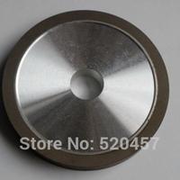 Wholesale cubic boron CBN resin bonded grinding wheels D100 * H10 * d20 * W4 concentration of 125% particle size 80 # HSS