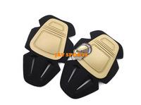 TMC DP style uniform tactical knee pads set (Khaki) for G2 G3 uniform tactical pants+Free shipping(SKU12050408)