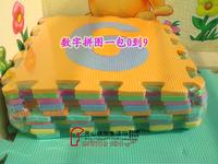 2014 Eva puzzle child mats foam floor puzzle toy foam mats digital 0 9