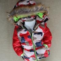 D95 children's clothing winter 2014 male child wadded jacket cotton-padded jacket gossip child cotton-padded jacket boy child