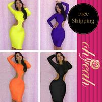 R7732 Good quality free shipping hot sale women's dresses sexy club dress 2014 fashion women clothes bodycon