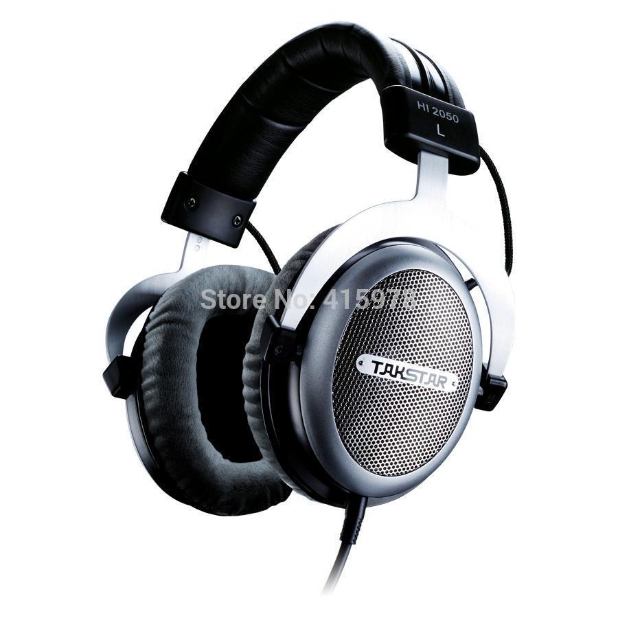 marca takstar melhor qualidade dj fone de ouvido na china monitor de áudio fone de ouvido estéreo fone de ouvido de 3.5mm 6.5mm plug fone de ouvido(China (Mainland))