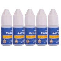 Nail Tools 5PCS X 3g BYB Acrylic Art Nail Glue