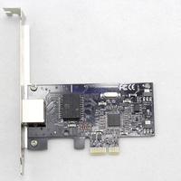 Retail for Realtek Chipset RTL8111C RJ-45 Gigabit Ethernet LAN PCI-E Network Card 10/100/1000M For Desktop PC Computer