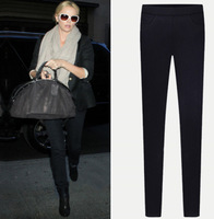 Plus Size S-XL Winter New 2014 Women Fashion Pencil Pants Skinny Women Casual Trousers Fit Lady Jeans QRP1021