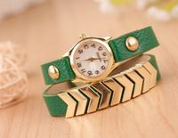 Free Shipping Hot Sale New Design Alloy Chain Belt Women's Fashion Quartz Watches, 10 pieces/lot