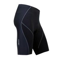 SANTIC New Men's Bike Bicycle Motorcycle Downhill Cycling Shorts Tights Clothing 4D COOLMAX Padded Reflective Half Pants S-3XL