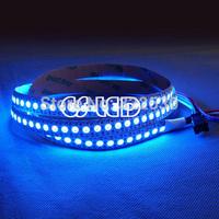 Free Shipping 100leds/m 2811 Magic LED Strip RGB 5050.IP44.DC5V