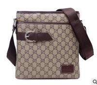 Free shipping brand new men's casual bag elderly Extreme Business shoulder bag Messenger packet