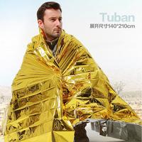 Emergency bag field outdoor blanket emergency blanket rescue blanket insulation blanket sun blanket