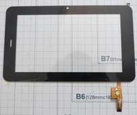 7 inch  capacitive screen  touch screen code EST-04-0700-0314 V2