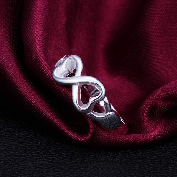 Кольцо EOS 925 Anillos Marca Mujer JmiyaSPCR092