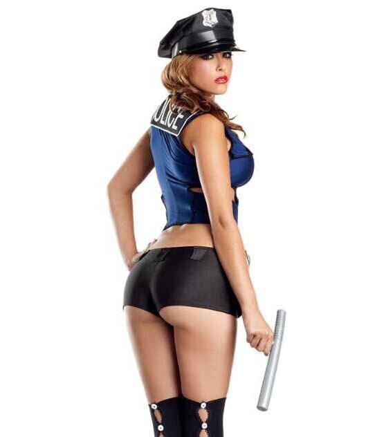 Chica sexy fbi agente