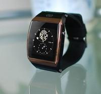 Black Smart Bluetooth U Pro Watch Pedometer Stopwatch Camera FM MP3 SIM Mobile Phone Watches
